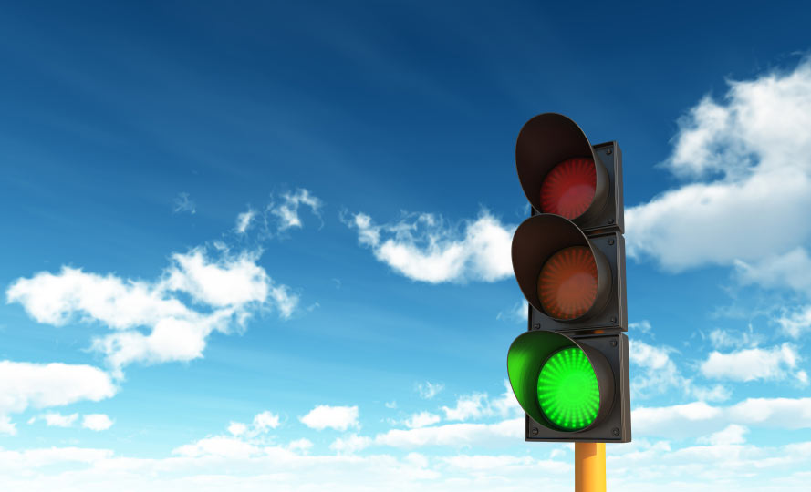 Dating me is like a traffic light